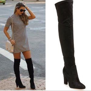 Ivanka Trump Sarena Over The Knee Boots
